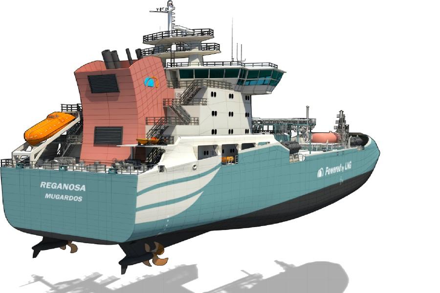 GNL, combustible marítimo